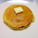 糖質オフ(^○^)大豆粉パンケーキ♪