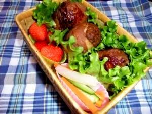 お花見にピッタリ!!お弁当は、冷めても美味しい「肉巻きおにぎり」で決まり!の画像4