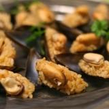 調理済みのムール貝で作る、強引なミディエドルマス