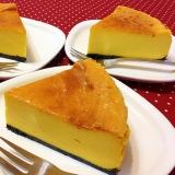 ハロウィン☆かぼちゃチーズケーキ