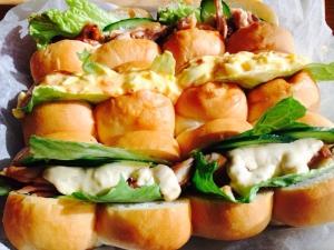お花見弁当にオススメ!野菜がたっぷり&見た目華やか「パン&サンドイッチレシピ」集の画像14
