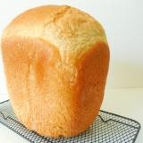 HBで早焼き、ココナッツオイル食パン