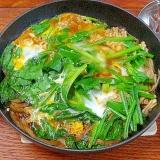 野菜をたっぷり☆ 「ほうれん草の卵とじ」