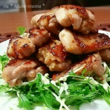 フライパンで簡単!ピリッと旨い鶏肉のゆず胡椒焼き♡
