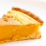 バター、生クリームを使わない!簡単パンプキンタルト