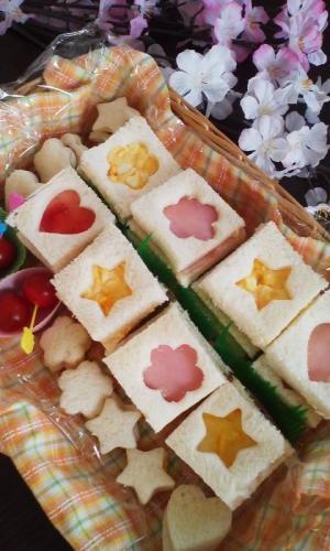 お花見弁当にオススメ!野菜がたっぷり&見た目華やか「パン&サンドイッチレシピ」集の画像2