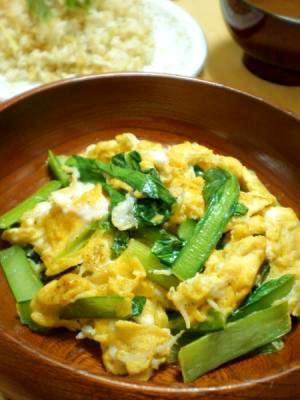 の「野菜炒め」レシピ