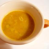エコ☆セコ 煮汁活用で南瓜スープ