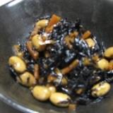 簡単シンプルなひじきの煮物☆冷凍保存OK