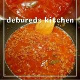 トマトソース・ミートソース