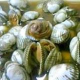 ふっくらしてやわらか海の味 ☆赤貝の煮つけ☆