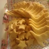 バターなしレモンクッキー