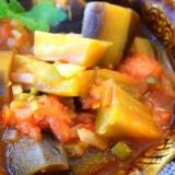トルコ料理★茄子とトマトの煮込み