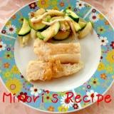 【オランダ料理】白身魚パンガシウスのソテー