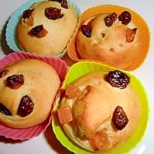 ミニサイズ!ドライフルーツパン★