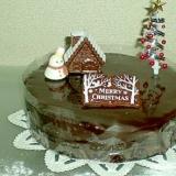 ミロワールショコラ クリスマスケーキ