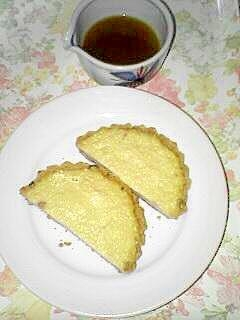 チーズケーキ風 豆腐タルトケーキです♪