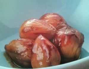 スタミナ☆にんにくまるごと醤油煮