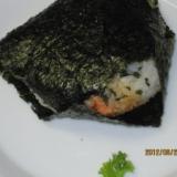 新☆鮭キムチお握り!