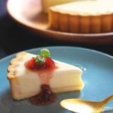 しっとりなめらか♪レアチーズケーキ【18cm】