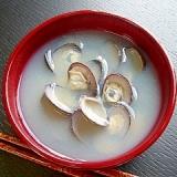 しじみの澄まし汁(十三湖風)