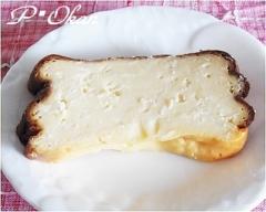 簡単♪HBでチーズケーキ