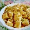 中華の定番!ピリ辛主菜と旨み食材でご飯がススム「麻婆豆腐」献立