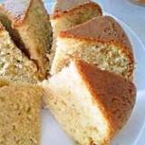 炊飯器とホットケーキミックスで簡単バナナケーキ☆