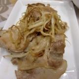豚豚 生姜焼き