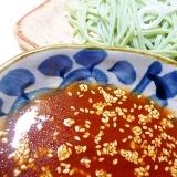 トマトジュースで簡単☆つけ麺のたれ