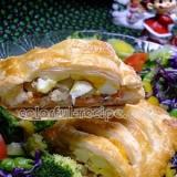 クリスマスパーティーに 『ゴージャスおかずパイ』
