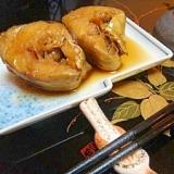 簡単節約の、『棒鱈(ぼうたら)の煮付け』