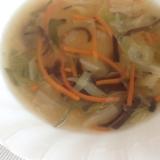 肉‼︎魚介類なし‼︎野菜の八宝菜(*^^*)☆