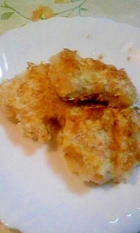 鶏モモ肉とマッシュポテトのマヨネーズ焼き