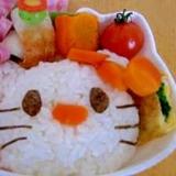 キティーちゃんお弁当