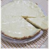 フライパンで作れる!レアチーズタルト