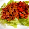 味付け簡単「豚キムチ」レシピ