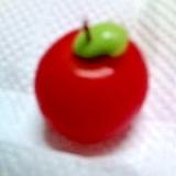 キャラ弁に♪可愛いアップル