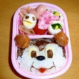 本日 ののちゃんお弁当⑮