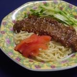 夏にぴったり☆ジャージャー麺