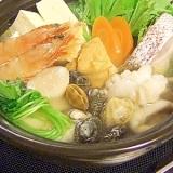 海の幸たっぷり★出汁が美味しい!豪華海鮮鍋