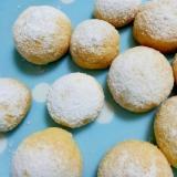 ココナッツオイルで作るスノーボール