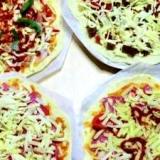 簡単ピザ生地クリスピータイプ