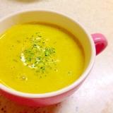 圧力鍋で 簡単!かぼちゃスープ