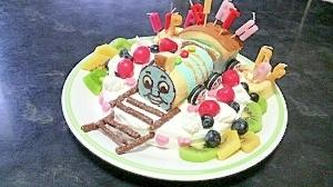子どもの誕生日に手作りケーキ!定番・簡単・キャラクターのレシピ9選!の画像9