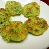 離乳食(後期、完了期)☆青のり入りさつま芋のおやき