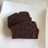 米粉のダブルチョコケーキ