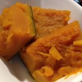 ホクホクのかぼちゃの煮物