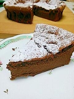 材料は本当に2つだけ?卵×チョコで濃厚「ガトーショコラ」レシピ6選の画像1