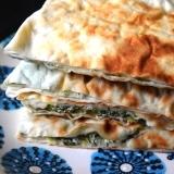 トルコ料理★エーゲ風ギョズレメ